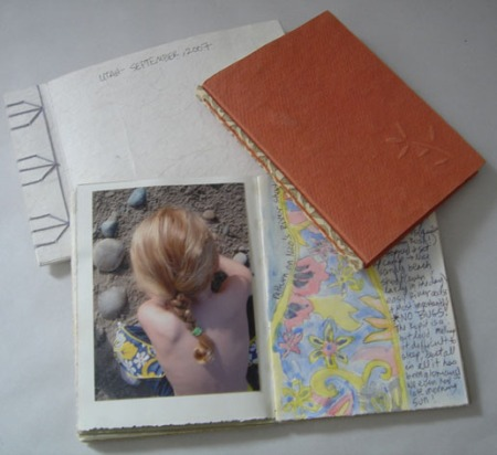 Travel journals from the studio of Photo-Mia.
