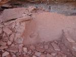 Ancestral Puebloan structure in Comb Ridge, Utah. Photo by Gerald Trainor