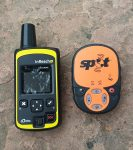 DeLorme inReach Se and SPOT Messenger. Photo by Gerald Trainor.